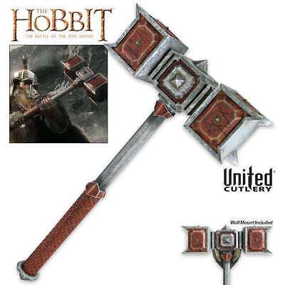 UC3166 - War Hammer of Dain Ironfoot - Lord of the Rings IN STOCK