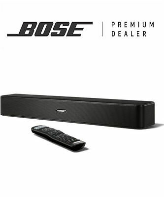 Bose Solo 5 TV System - Bose Premium Dealer - Full Warranty - Bose Surround -