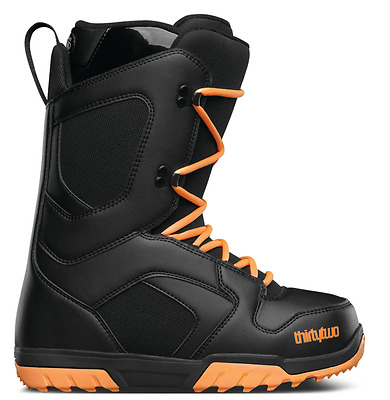 Thirtytwo Exit Black Orange Mens 2017 Snowboard Boots Free Delivery Australia