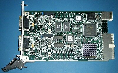 NI PXI-8461/2, 2-Port CAN Communications Module, National Instruments *Tested*