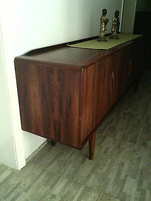 Design by Alf Aarseth for Gustav Bahus, Rosewood Sideboard