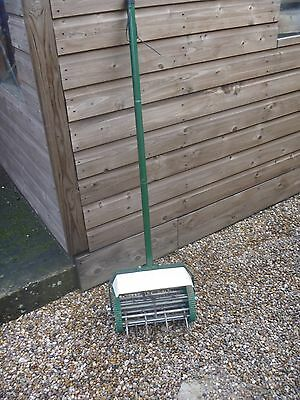 Used Lawn Scarifier/aerator......good Condition