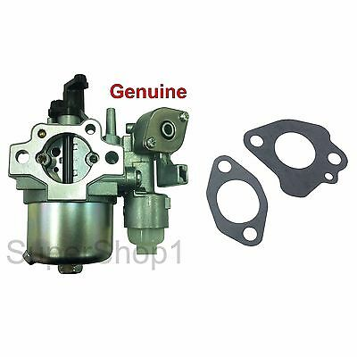 GENUINE New Mikuni Carburetor + 2 x Gasket Subaru Robin EX17 SP170 277-62301-30