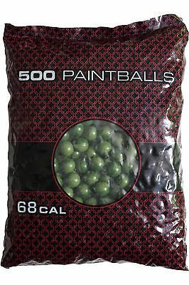500 Woodland Paintballs Cal. 68 Paintball Airsoft Paintball PaintNoMore