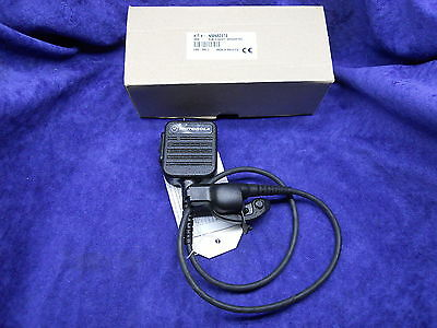 New Genuine Motorola Nmn6247A Public Safety Mic  Xts3500, Xts4250, Xts5000