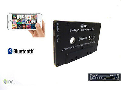 Bluetooth Drahtlos Auto Kleinlaster Kassette Adapter für iPhone iPod Android