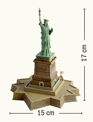 kit STATUE OF LIBERTY cm 15x17h - Italeri art. 68002