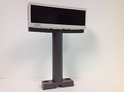 Ibm Single Sided Pole Display Litho/pearl*pn 41K6814*new In Box*qty Available