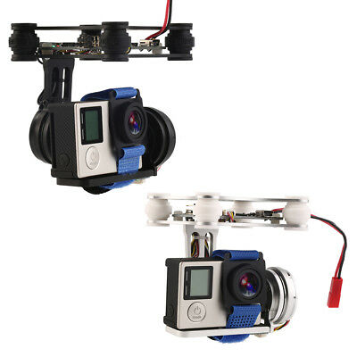 2-Axis Brushless Gimbal Camera Mount per DJI Phantom 1/2 Quadcopter FPV Racing