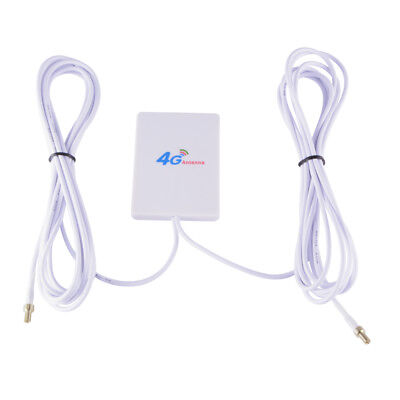 LTE TS9 Antenna Booster Amplifier Panel 28dBi per 4G 3G WiFi Mobile Router BI620