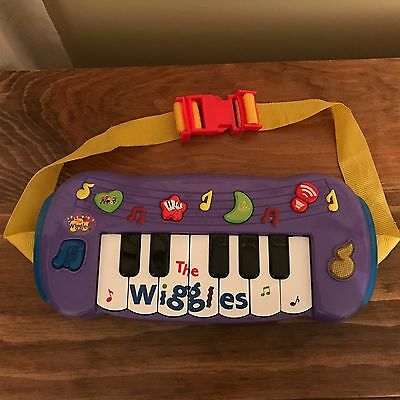 The Wiggles Piano Keyboard
