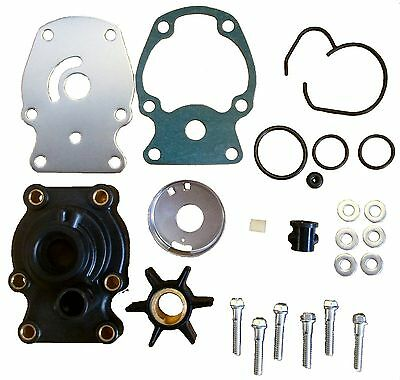 Water Pump Kit for Some 20 to 35 HP Johnson Evinrude 1980 and Up Replaces 393630