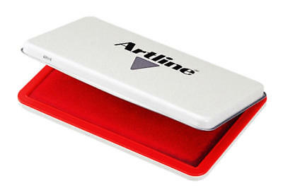 Artline Ehj-4 Stamp Pad No 2 Red