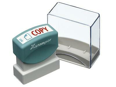 X-Stamper 5020220 Icon Copy Red/Blue