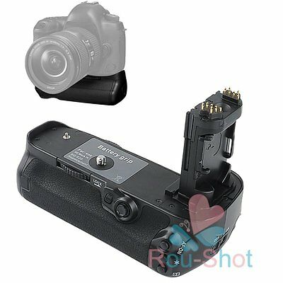 Battery Grip Holder With Lithium Battery Chamber For Canon 5D Mark IV 5DIV【AU】