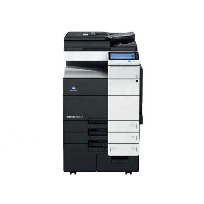 KONICA MINOLTA BIZHUB C224 COLOUR COPY/PRINT/SCAN/EMAIL/FAX MFP - PC only 93K