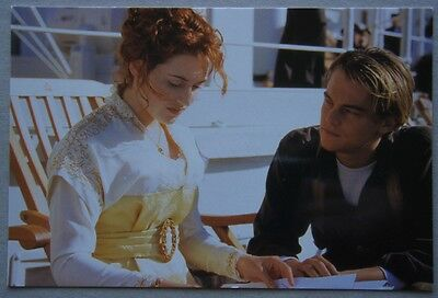 Titanic You Have A Gift Jack You Do You See People Postcard