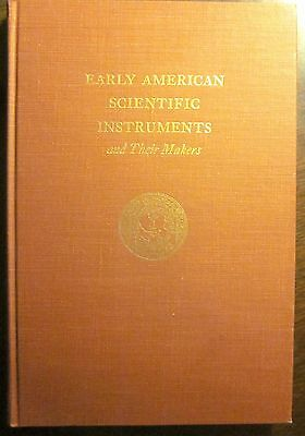 Early American Scientific Instruments Hardcover (Smithsonian Bulletin #231/1964)