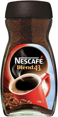 Nescafe Blend 43 Instant Coffee Jar 150g
