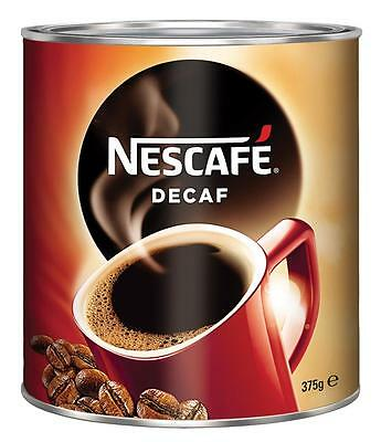 Nescafe Blend 43 Decaf Instant Coffee 375g Tin