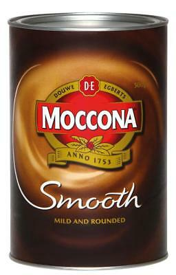 Moccona Smooth Instant Coffee 500g Tin