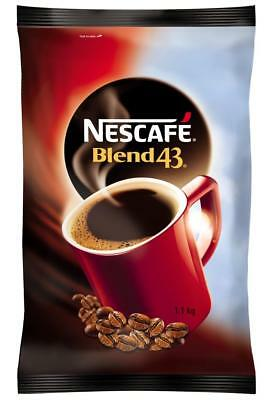 Nescafe Blend 43 Instant Coffee 1.1kg Smart Pack