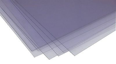 500 Sheets A4 Clear Acetate / Plastic Sheets - 240 micron