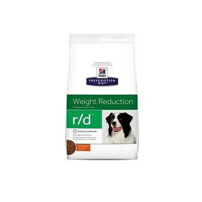 HILL S prescription diet r/d canine low calorie mangime secco kg. 12
