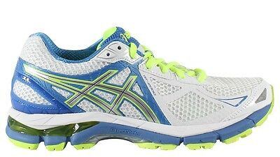 Asics Women's GT-2000 3 Overpronator Running Shoes - Flash Yellow/Silver