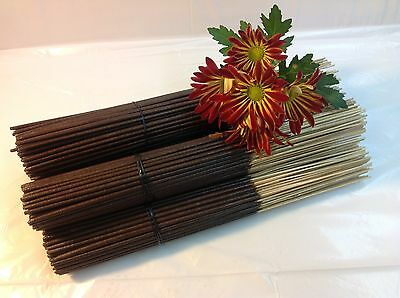 """(500) Chocolate Dipped 11"""" Incense Stks, U May  Select From 180 Scents!"""