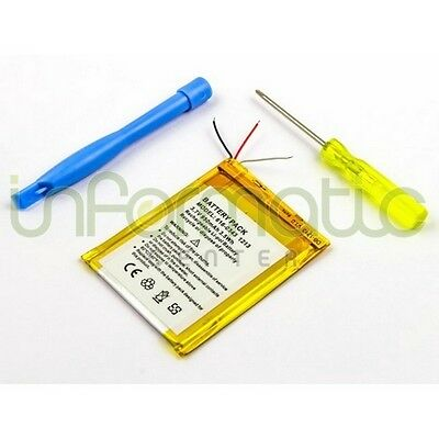 Batería Apple 616-0333, 616-0343 ipod Touch 8g 950 mAh