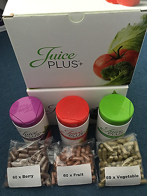 Juice Plus Capsules - 1 Month Trial