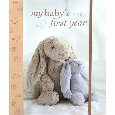 Ryland Peters & Small My Baby'S First Year Baby/Toddler Record Book BNIB