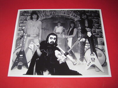 KING DIAMOND  10x8  inch lab-printed photo P/9021