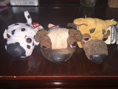 """Toys From McDonalds Happy Meal~~""""The Dog""""~~Lot Of 8"""