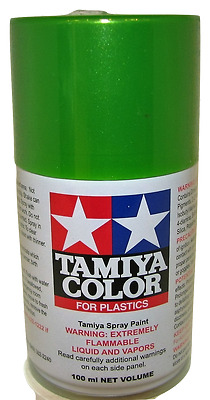 Tamiya TS-52 Candy Lime Green Spray Lacquer Paint
