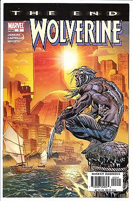 Wolverine: The End (2004) #2  (Bag/Boarded)