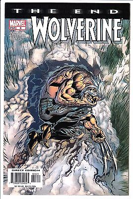 Wolverine: The End (2004) #3  (Bag/Boarded)