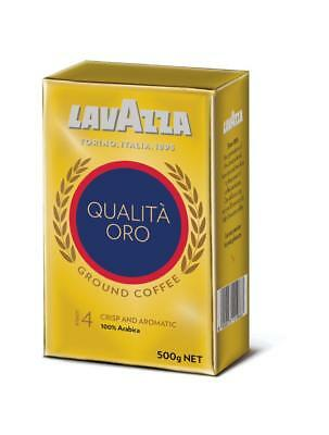 Lavazza Qualita Oro Ground Coffee 500g