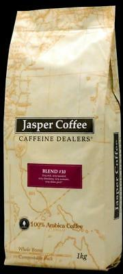Jasper Specialty Blend No. 10 Coffee Beans 1kg