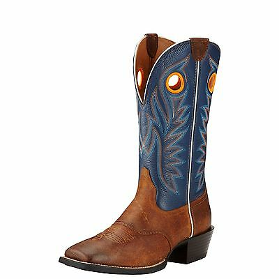 ARIAT - Men's Sport Outrider - Pinecone / Federal Blue - ( 10018692 ) - New