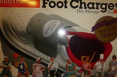 Family Practice Foot Charger Dry Foot Massager Sneaker Design