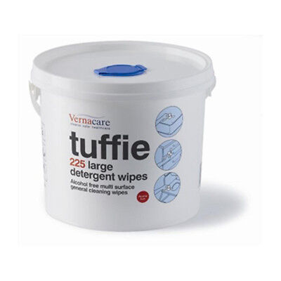 Tuffie Wipes Detergent Tub225