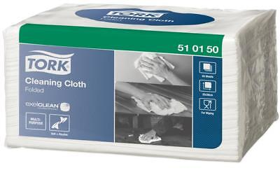 Tork Premium Multipurpose Cloth Small Pack 510150 Box Of 8 Packs Of 55