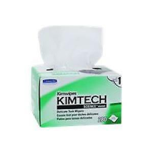 Kimwipes 34120 Del Task Wipers 280 Shts Ctn 30