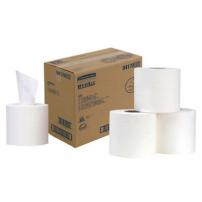 Wypall 94178 X70 Centrefeed Roll 22.5X38cm White Carton 4