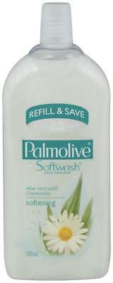 Palmolive Softwash Aloe Vera with Chamomile Refill 500ml