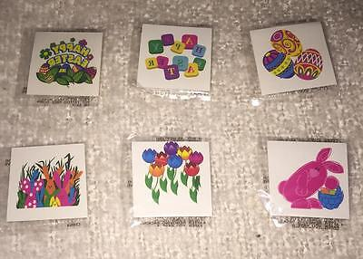 Easter Temporary Tattoos Qty 6