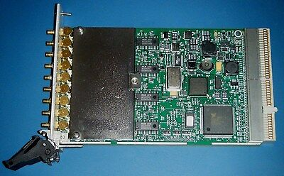 NI PXI-4472 8ch 24bit Dynamic Signal Analyzer DSA National Instruments *Tested*