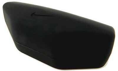 Nike Hard Plastic Clamshell Sunglasses Case With Velvet Lining Black (#S-LG) New